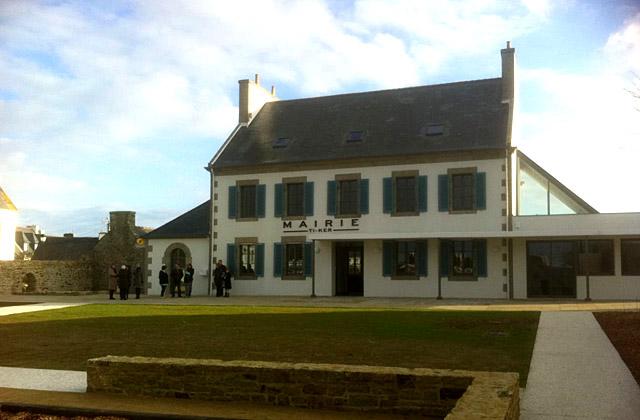 mairie de ploumoguer
