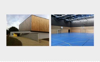 Salle de sport Kergreis,Landerneau