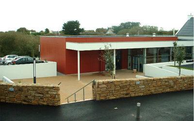 Salle multifonction et CLSH, Landunvez
